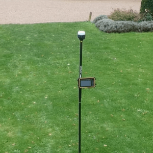 GPS meetsysteem
