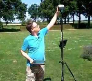 GPS meetsysteem demonstratie: GRATIS