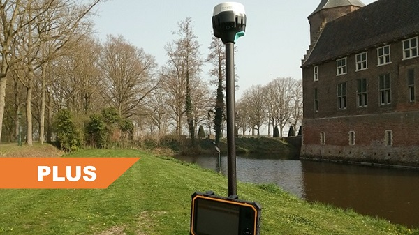 Compleet Plus GPS systeem