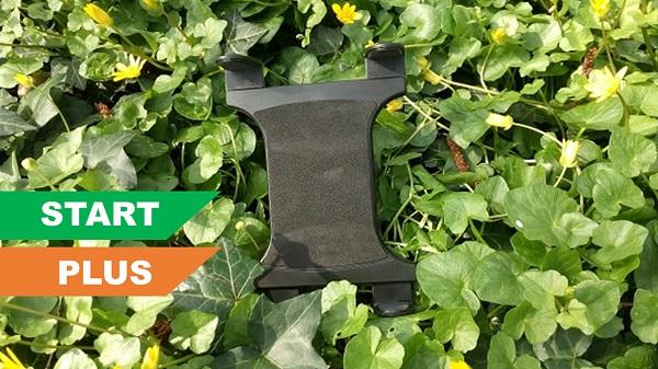Tablethouder van Start en Plus GPS systeem