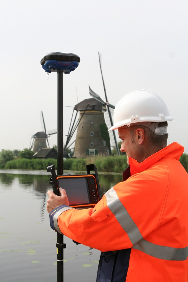 GPS landmeter