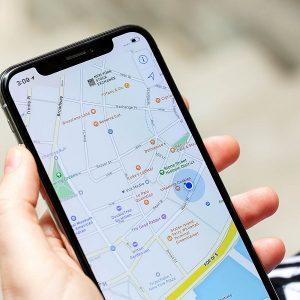 Meten in Google Maps, wat zou dat makkelijk zijn