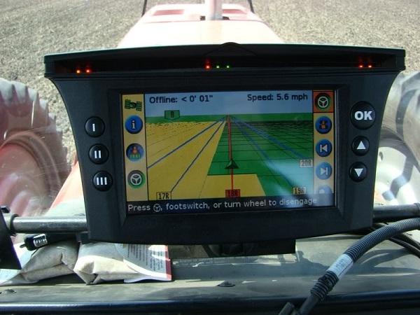 GPS systeem trekker