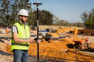 Meten met GPS, een toegevoegde waarde op elke bouwplaats