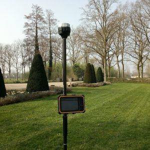 Huur GPS meetsysteem voor maar €50,- per dag