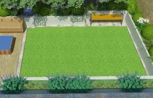 Van tuinontwerp naar aanleg