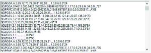 NMEA 0183, de taal van GPS, uitgelegd van A tot Z